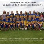 u13 girls 2015