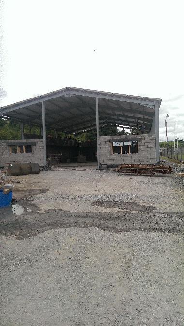New Sportshall